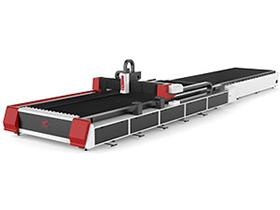 4015自动交换光纤激光切割机
