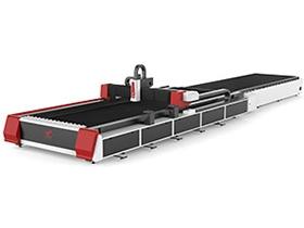自动交换光纤激光切割机