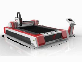 4020单台面光纤激光切割机