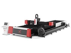 自动交换管板一体激光切割机