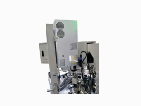 电子元器件高速光纤激光打标机