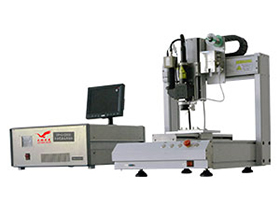 单工位自动激光焊锡机