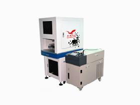 VCM音圈马达自动激光焊接机
