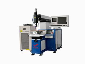 三轴自动激光焊接机